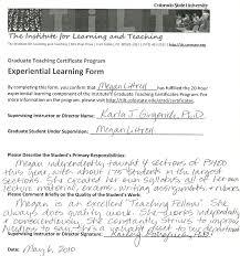 megan k littrell s teaching portfolio tilt colorado state littrell teaching evaluations