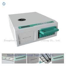China 1 8 L Cassette Flash Steam Autoclave Sterilizer
