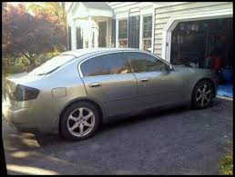 2004 Infiniti G35 - Information and photos - ZombieDrive