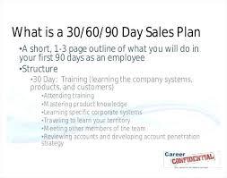 Sales Plan Document Day Plan Template Download 30 60 90 Sales Helenamontana Info