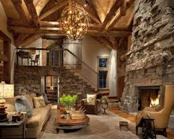Log Cabin Living Room Interesting Living Room Log Cabin Kitchens Design Pictures R Log Great Rustic