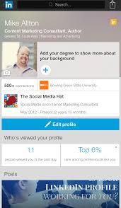 Upload Resume Linkedin Linkedin Resume Upload Resume For Study 51