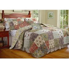 Blooming Prairie 5-piece King-size Cotton Quilt Set | Overstock ... & Blooming Prairie 5-piece King-size Cotton Quilt Set | Overstock.com Shopping Adamdwight.com