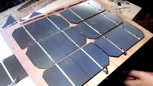 how to connect solar cells with bus wire detailed diy solar panel project you