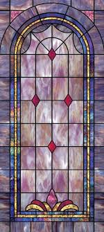 religious stained glass window faux church diamond design uk