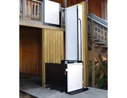 home chair elevator. los angeles trus-t-lift wheelchair elevator trusty-lifts wheel chair porch trustylift home c