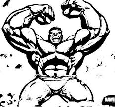Hulk Coloring Pages Free Download Jokingartcom Hulk Coloring Pages