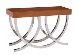 art deco inspired furniture. Art Deco Style Light Coffee Color Console Inspired Furniture
