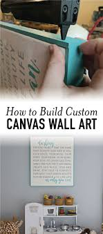 want to decorate with your favorite quote learn how to create canvas wall art with on custom word wall art canvas with how to create custom wall art with your favorite quote