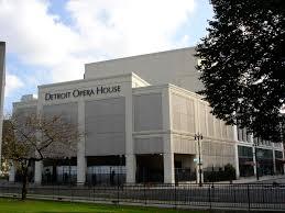 Detroit Opera House Detroit Mi Seating Chart Detroit Opera House Wikipedia