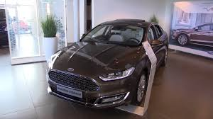 Ford Mondeo  In Depth Review Interior Exterior YouTube - Ford fusion exterior colors
