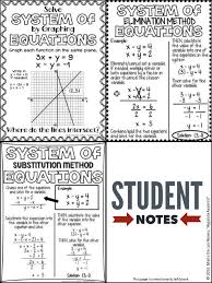 solving systems of equations by elimination worksheet pdf fresh solving systems of equations using any method