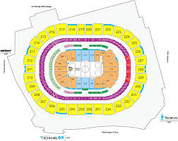 Cheyenne Civic Center Seating Chart Consol Energy Center Seating Capacity Xcel Energy Center