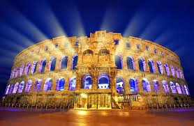 Image result for pula arena images