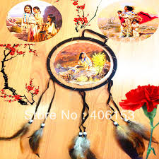 Aboriginal Dream Catchers HOT five circle beautiful dream catcher 100piecelot black 67