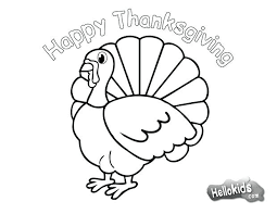 thanksgiving coloring pages easy printable