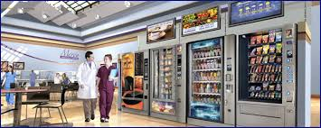 Quality Vending Machine Magnificent Charlotte Vending Machines Vending Service Carolina Food Services