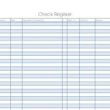 Excel Checkbook Template Printable Check Register Excel Barca Fontanacountryinn Com