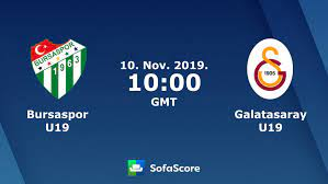 Bursaspor U19 Galatasaray U19 Live Ticker und Live Stream - SofaScore
