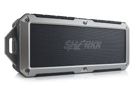 outdoor bluetooth patio speakers. sharkk 2o outdoor bluetooth speakers patio b