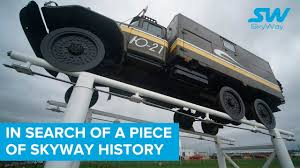 Yunitskiy's <b>SkyWay</b> transport: the past and the present - YouTube