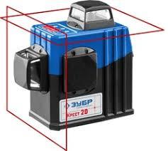 <b>Лазерный нивелир Зубр</b> ПРОФИ <b>Крест</b>-<b>2D</b> 34907 купить, цена ...