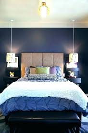 bedside pendant lights height contemporary bedroom by residential