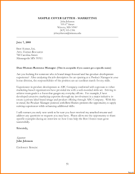 Cover Letter For Marketing Manager Job New Brilliant Ideas Marketing ...