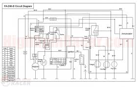 tao tao 125 wiring diagram tao wiring diagrams taotao ata110 b wiring diagram at Taotao Ata 110 Wiring Diagram