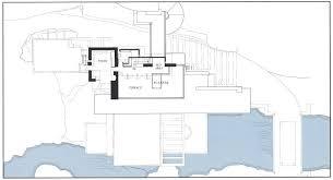 Falling WaterFalling Water Floor Plans