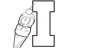 Small Picture Letter I coloring pages 2 Nice Coloring Pages for Kids