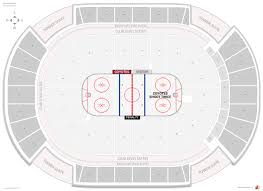 Gila River Stadium Seating Chart Arizona Coyotes Seating Guide Gila River Arena