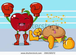 healthy food clipart. Fine Clipart Junk Food Vs Healthy Slogans Lovely 28 Collection Of  Clipart For