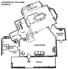 the cosby show home homes pinterest tvs, bill cosby and movie Parent Trap House Plansranch Home Plans L Shaped the waltons floor plan the mk ii house as it first appears in 2001 on