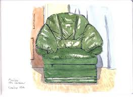 Comfy Chair Drawing Wildwoodstacom Best Home Chair Decoration