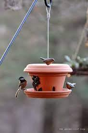 Вкусно зърнено лакомство за птици във вид на конус в състава на което влизат не само семки, но и парченца плодове. Moderna Hranilka Za Ptici