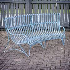 curved garden bench. Verdigris Curved Garden Bench \u2013 3 Seater A