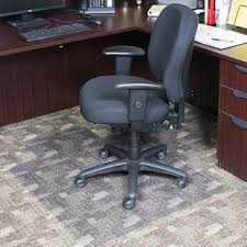 chair mat for tile floor. Office Low Pile Carpet Straight Chair Mat For Tile Floor
