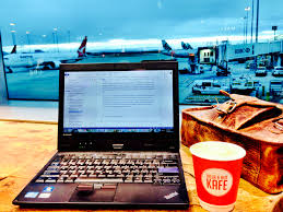 writing the eacute du fl acirc neuse acwri at melbourne airport