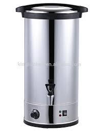 Industrial Water Heater Electric 26l Tea Urn Deskstop Electric Water Boiler 304 Stainless Steel