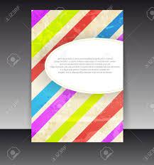 Design Folder Cover Flyer Or Cover Design Folder Design Content Background