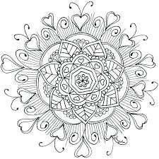 Mandala Coloring Pages Pdf Coloring Pages Best