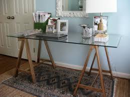 metal sawhorse table legs gelishment home ideas metal table legs ideas