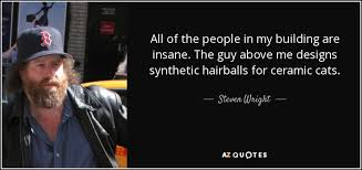 Steven Wright Quotes Classy 48 QUOTES BY STEVEN WRIGHT [PAGE 48] AZ Quotes