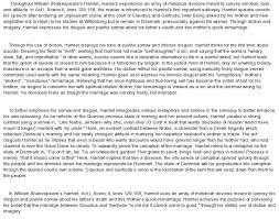hamlet critical essay hamlet critical essay colorado state university