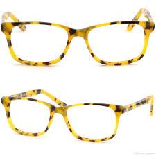 Light Tortoise Frames Thin Light Plastic Frame Prescription Glasses Rx Sunglasses Tortoiseshell Yellow Silhouette Eyeglass Frames Vintage Eyeglasses Frames From Aceglasses