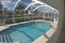Florida Cape Coral Elegantes Ferienhaus Four Palms
