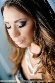 bridal makeup boudoir