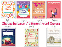 Party Planner Ultimate Party Planner Notebook