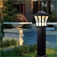 Sunny Solar Light GardenSolar Post Light Solar Powered Lamp Post CapSolar Garden Post Lights